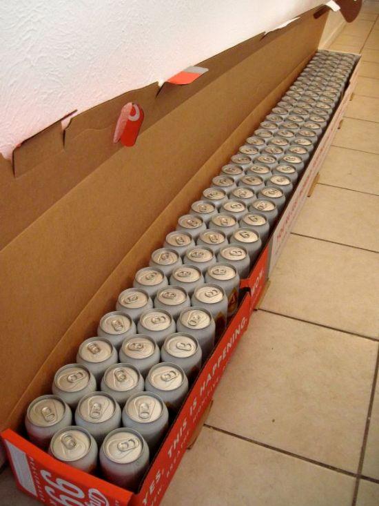 Необычная упаковка пива (4 фото)