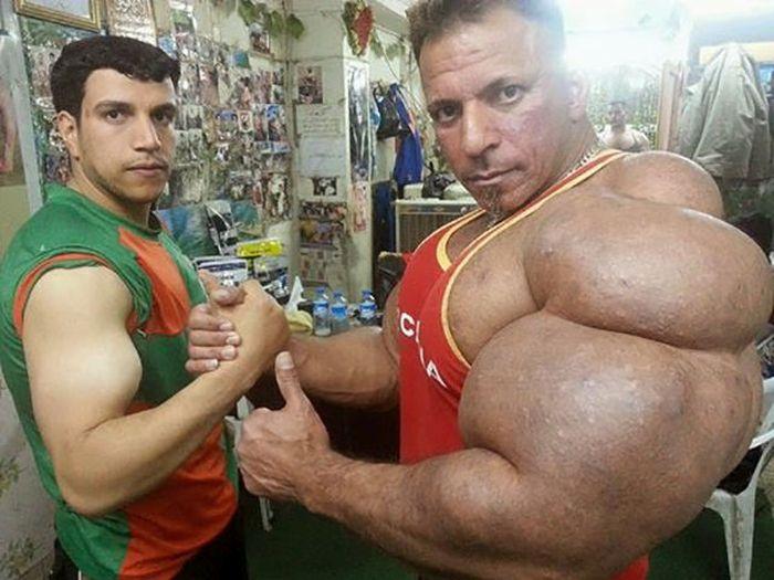 """Очередная """"жертва синтола"""" (20 фото)"""