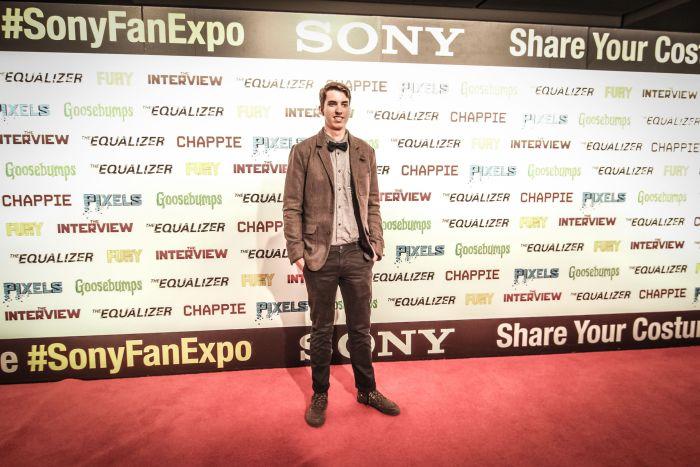 Косплейщики фестиваля Fanexpo 2014 (37 фото)