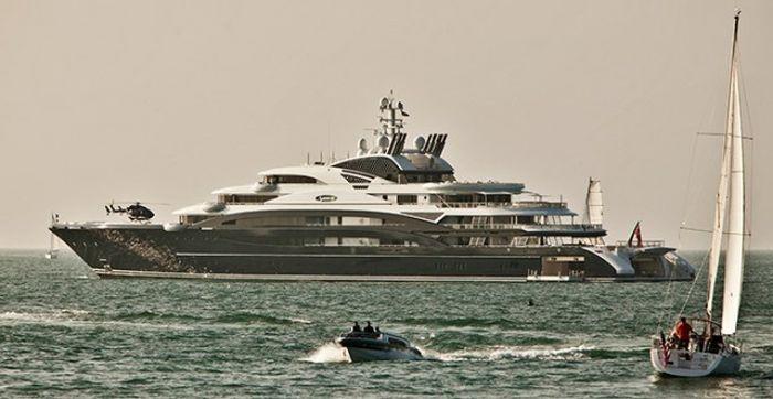 Во сколько обходится аренда шикарных яхт (10 фото)