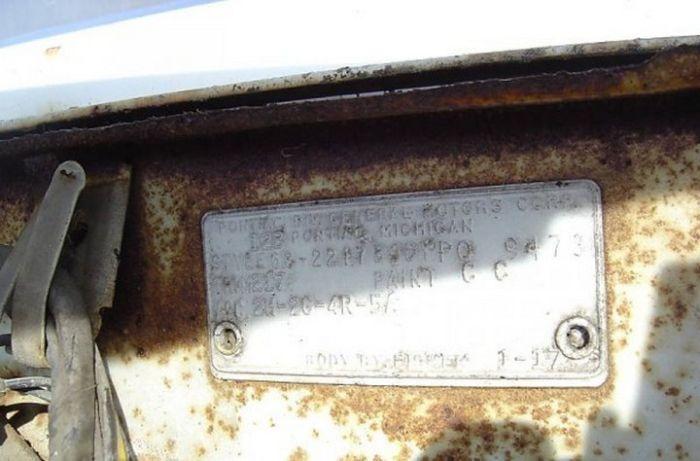 Груда металлолома за четверть миллиона долларов (20 фото)