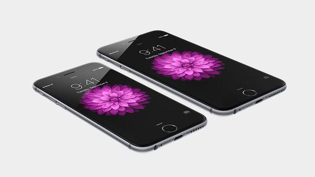 Фотографии Iphone 6 и iPhone 6 Plus (17 фото)