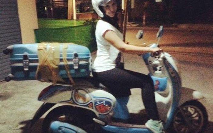 28-летнюю ростовчанку поймали за перевозку кокаина во Вьетнаме (5 фото + текст)