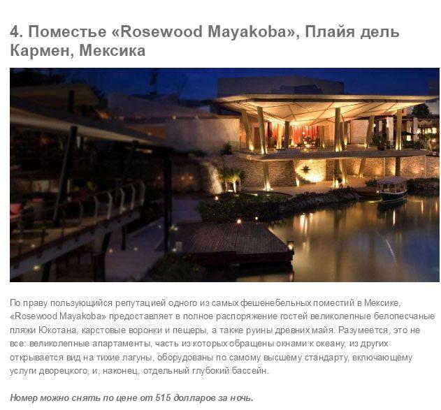 Лучшие отели в разных странах мира (26 фото)