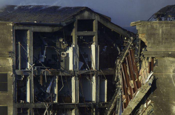 Трагические события 11 сентября 2001 года (60 фото)
