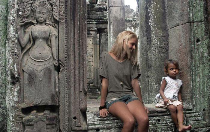 Как съездить за границу, не выезжая из родного города (11 фото)