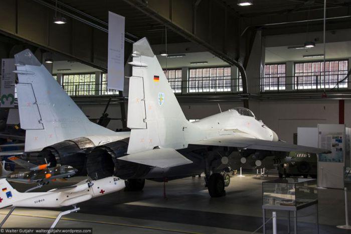 Музей ВВС в Берлине (84 фото)