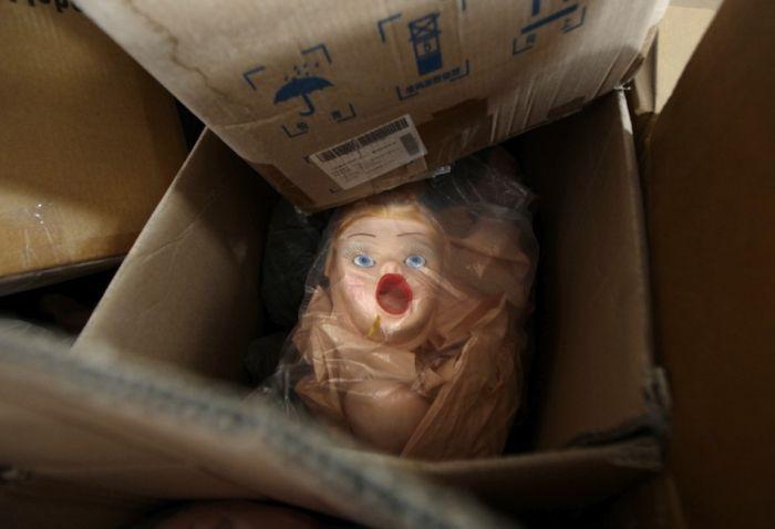 Китайское производство секс-игрушек (17 фото)