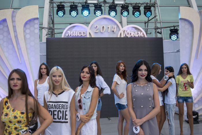 "Конкурс красоты ""Мисс Крым 2014"" (26 фото)"