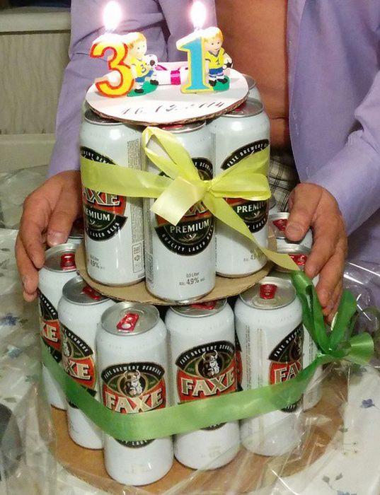Необычные подарки на день рождения мужу фото