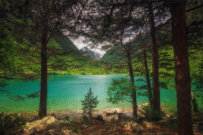 Удивительные красоты Кавказа (20 фото)
