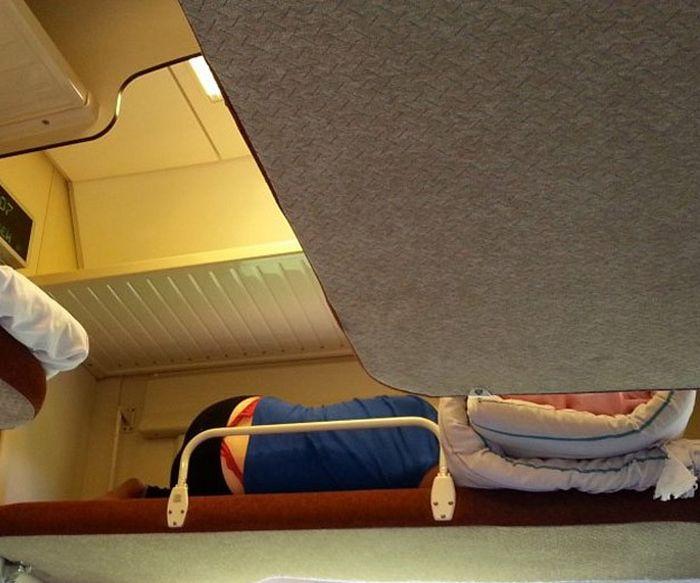 Попутчицы в плацкартных вагонах (39 фото)