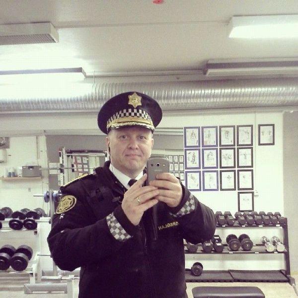 Как работается полицейским в Исландии (46 фото)