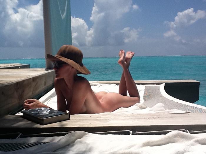 Украденные частные снимки обнаженной Кейт Босуорт (17 фото)