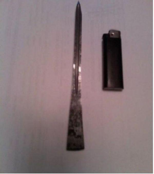 Самодельное оружие преступного мира (13 фото)