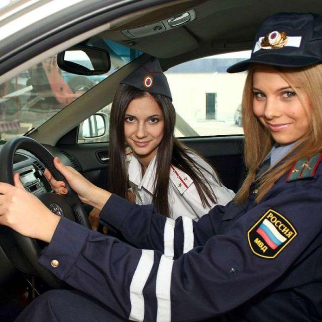 Фото девушек полицейских 35464 фотография