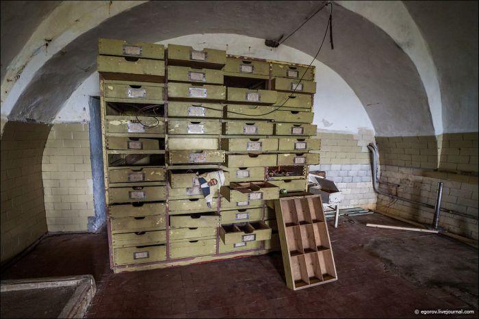Фотоэкскурсия по Батарейной тюрьме Таллинна (24 фото)
