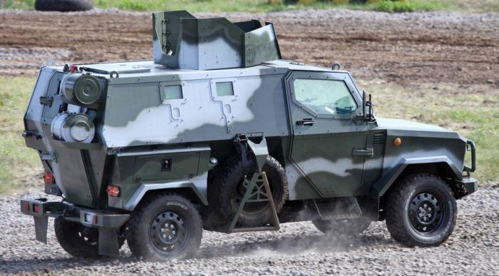 Армейский грузовик будущего для российской армии (11 фото)