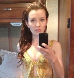 Украденные откровенные фото знаменитостей со взломанного iCloud