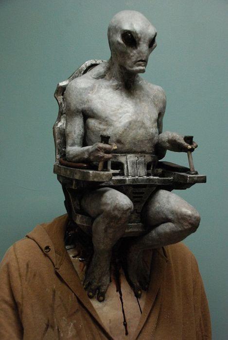 Крутой костюм для косплея (6 фото)