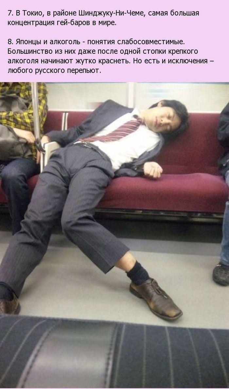 Познавательные факты о Японии (19 фото)