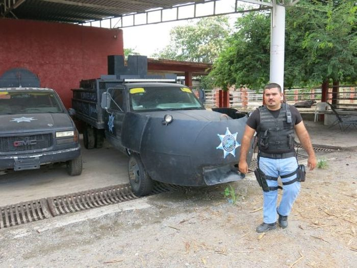 Мексиканская наркомафия