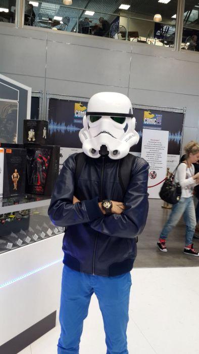 Фэнтези-фестиваль Comic Con впервые в России (68 фото)
