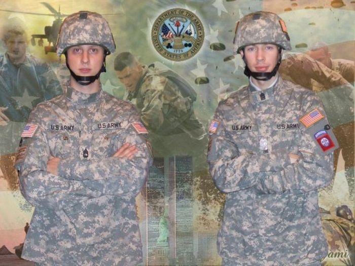 Степан Даллас Уокер - питерский американский пехотинец (16 фото + видео)