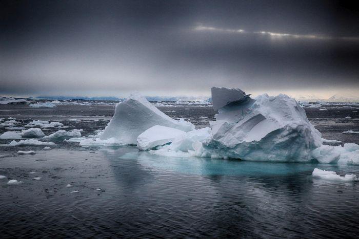 Великолепная Антарктида глазами Девена Стросса (41 фото)