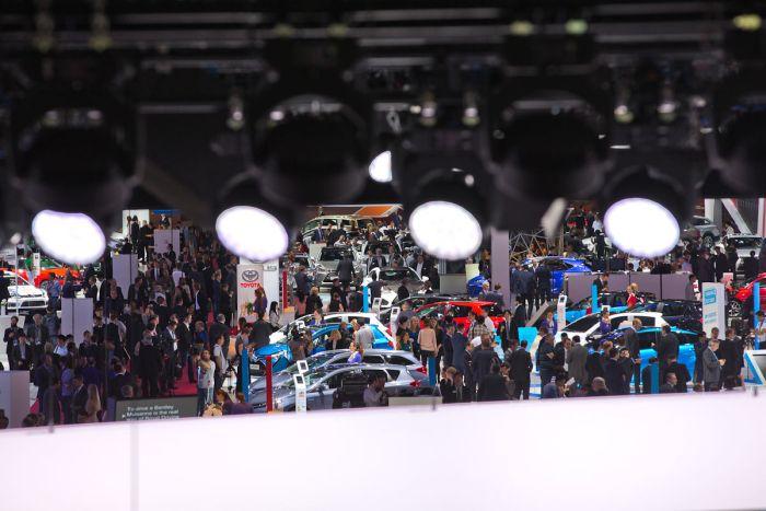 Парижский автосалон 2014 (85 фото)