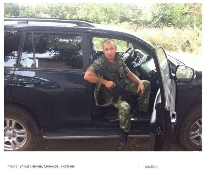 На чем ездят ополченцы ДНР (32 фото)