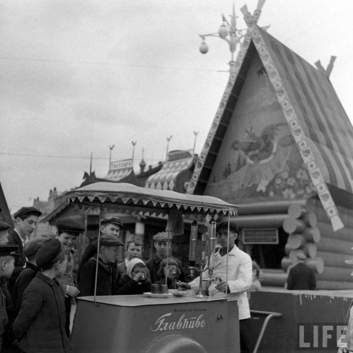 Москва, 1947 год (36 фото)