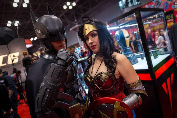Лучший косплей New York Comic Con 2014 (40 фото)