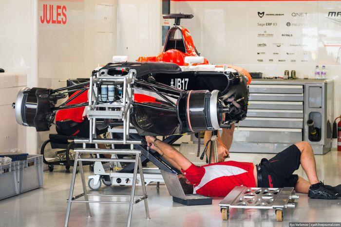 Гран-При Формулы 1 в Сочи: как все было (60 фото)