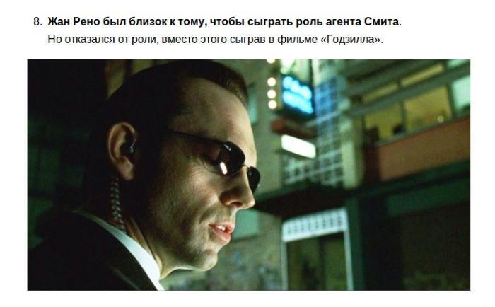 Знаешь ли ты все интересные факты о «Матрице»? (21 фото)