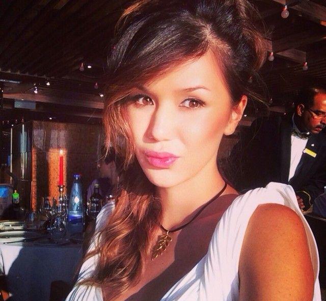 Фотоподборка красивых казахских девушек (50 фото)