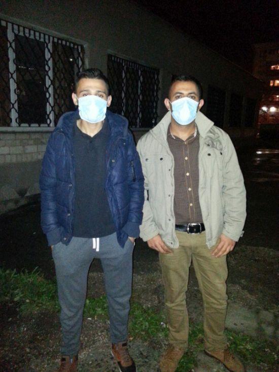 В Орле госпитализированы два студента с подозрением на Эболу (4 фото)