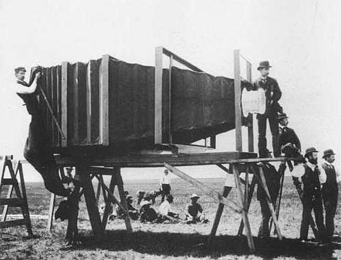Интересные исторические фотогорафии, неизвестные раннее (28 фото)