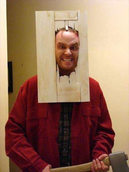Оригинальные костюмы для Хэллоуина (39 фото)