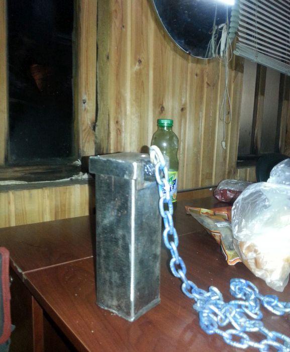 Пепельница по-челябински (15 фото)