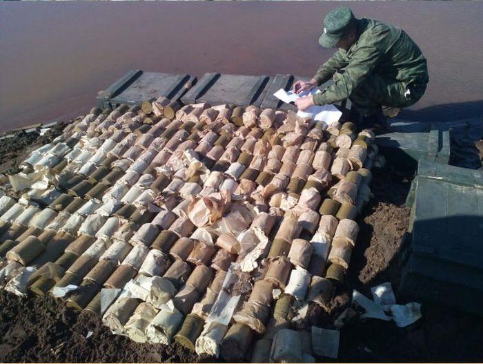 Куда деваются просроченные боеприпасы (24 фото)