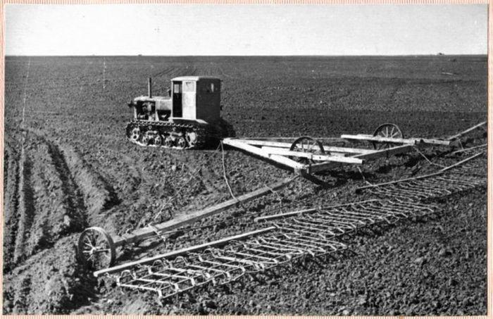 Совхоз имени Калинина, 30-е годы  (30 фото)