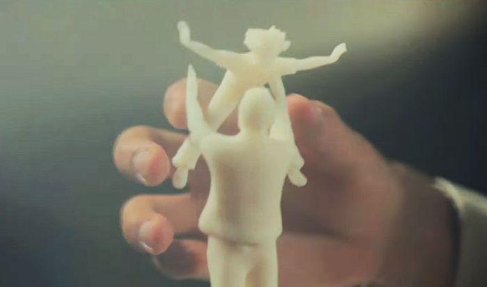 Объемные 3D фотографии для незрячих людей (11 фото)