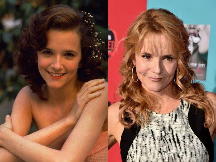 Актеры из «Назад в будущее» 30 лет спустя (9 фото)