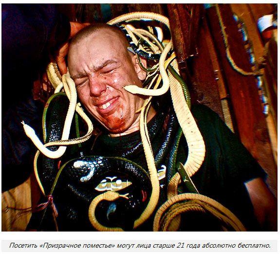 McKamey Manor - самый страшный аттракцион в мире (19 фото)