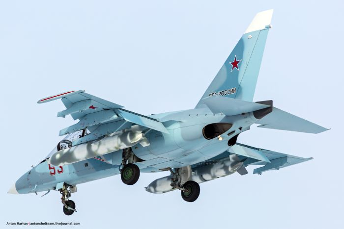 Свежие снимки Як-130 (41 фото)