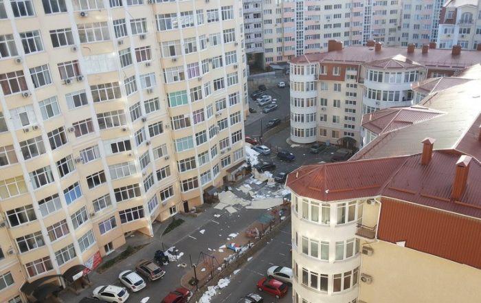К чему приводит экономия строителей (7 фото + видео)
