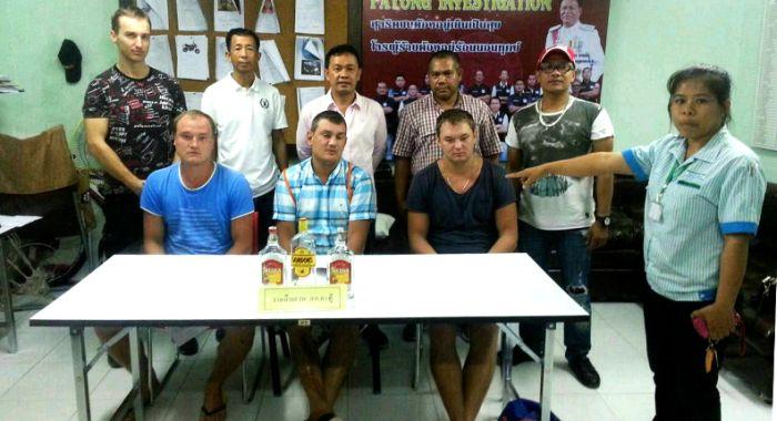 Российские туристы в Таиланде могут сесть на срок до 10 лет (2 фото)