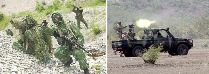 Отличия американского и российского спецназа (10 фото + текст)
