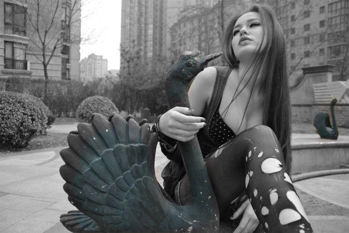 """Анастасия Костенко представит Россию на конкурсе """"Мисс Мира"""" (40 фото)"""
